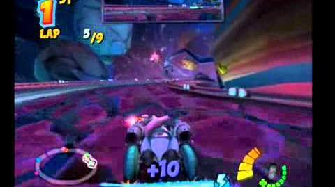 Crash Tag Team Racing - Rings of Uranus