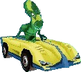 Crash Bandicoot Nitro Kart 3D Nitros Oxide