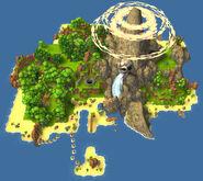 N sanity island