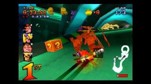 Roo's Tubes - CTR Challenge - Crash Team Racing - 101% Playthrough (Part 24)