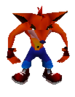 Crash Bandicoot Crash 2 Cortex Strikes Back