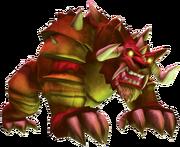 Crash Bandicoot Mind over Mutant Rhinoroller