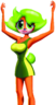 Crash Team Racing Ami Bandicoot
