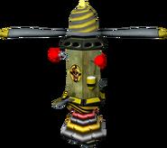 Tornado Generator Crash Bandicoot The Wrath of Cortex