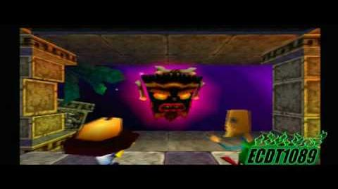 Crash Bash Oxide Ride