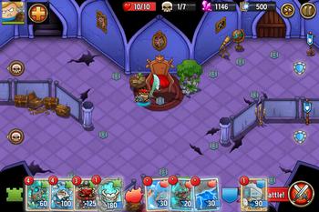 Treasure Hall of the Minotaur King