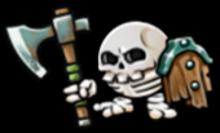 Undead skeleton-0