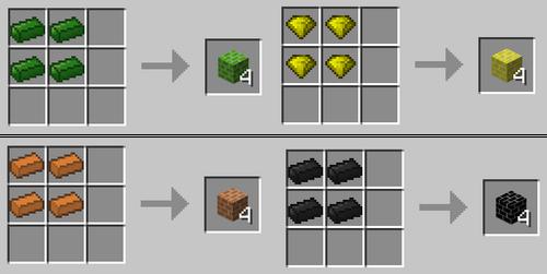 Brick recipes