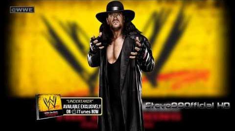 "WWE Undertaker Unused Theme Song ""Undertaker"" (Original Jim Johnston Demo)"