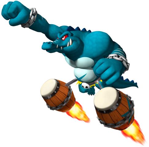 File:Kludge - Donkey Kong Barrel Blast.png