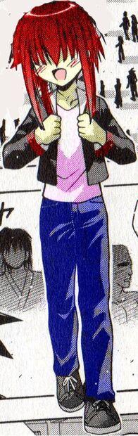 Keirain manga