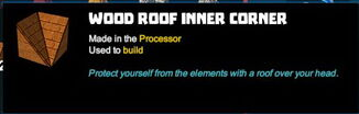 Creativerse R41,5 corners for roofs tooltips 535