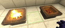 Creativerse R33,5 Iron Fire Pits on and off 001