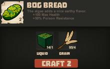 Bog bread make