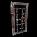 Door Bars Iron