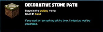 Creativerse tooltips R40 041 stone blocks crafted