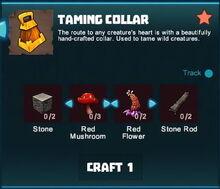 Creativerse taming collar R35