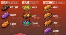 Creativerse R22 Food offical artwork002