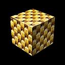 Wall Gold Decorative 02