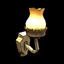 Lamp Haunted