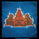 Mayan Temple Large Game Icon