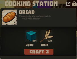 Creativerse cooking bread001