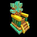 Throne Mayan