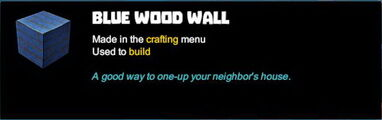 Creativerse tooltips R40 007 wood blocks crafted