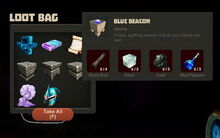 Creativerse Blue Beacon from Thing42