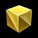 Wall Gold Decorative 01