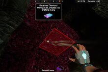 Creativerse Corrupted Leaves Diamond Cell42