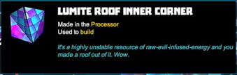 Creativerse R41,5 tooltips corners for roofs 504