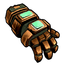 Gauntlet Iron