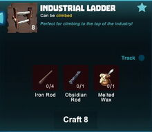 Creativerse crafting industrial ladder 2017-06-22 21-08-04-82