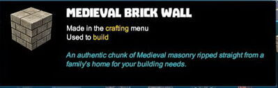 Creativerse R41 colossal castle medieval brick wall tooltip01