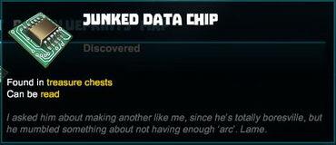 Creativerse new Data Chip100