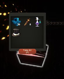 Creativerse iron treasure chest R26 33
