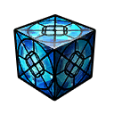 Glass Mosaic Diamond