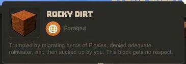 Creativerse Rocky Dirt257257