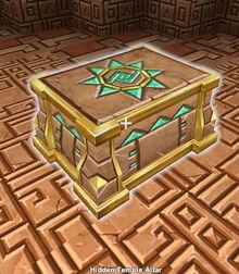 Creativerse X hidden temple altar