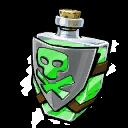 Potion Shield Posion