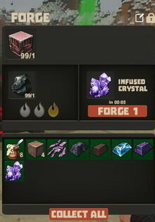 Creativerse Materials in Forge with Fuel001