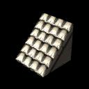 Roof Roman Limestone Halfgable