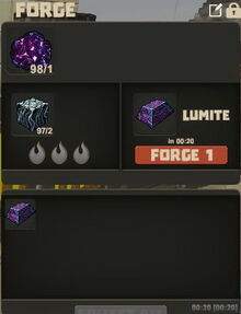 Creativerse Fuel Corrupted Wood x2 20 sec for Lumite01