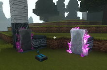 Creativerse R33,5 Corrupt Obelisk corrupts 1 block if switched off002