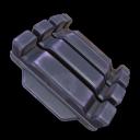 Shoulder Obsidian