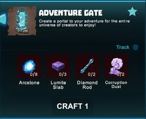 Creativerse Adventure Gate Recipe 2017-02-22 21-32-47-16