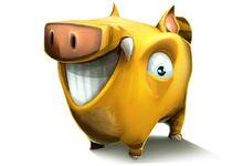 Creativerse Pigsy grins0011