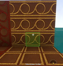 Creativerse Yellow Mosaic Tile Wall1010