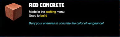 Creativerse tooltips R40 113 concrete cobblestone thatched